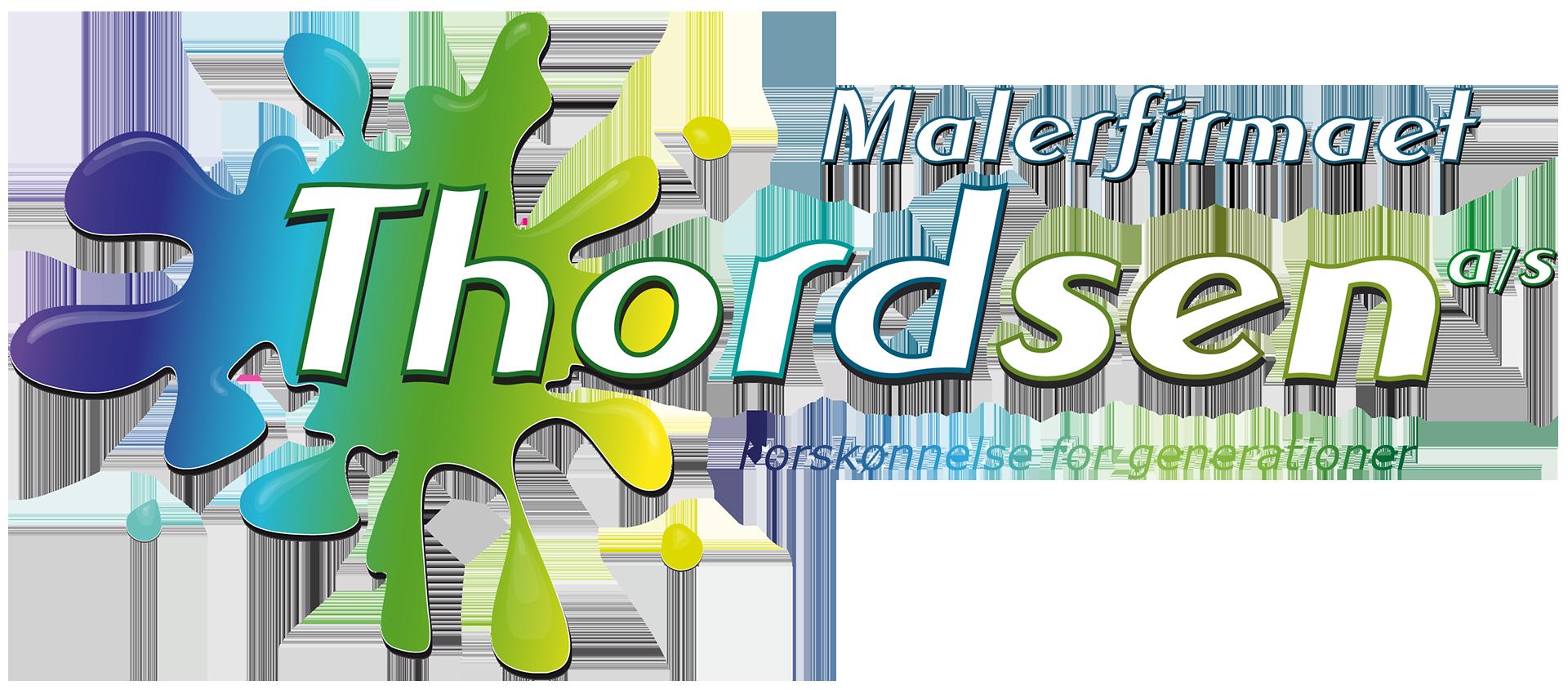 Velkommen til Malerfirmaet Thordsen A/S